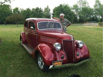 1936 Ford 1 Ton Flatbed