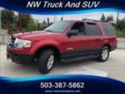 2007 Ford Expedition XLT Triton 5.4L V8 300hp 365ft. lbs.