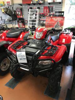2018 Honda TRX500 ATV Sport Utility Arlington, TX
