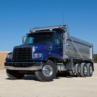 Dump truck financing with good credit