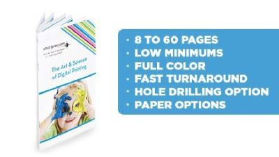 For Professional Booklet Printing Services from PrintPapa