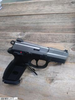 For Sale: FNH FNX-9 9mm