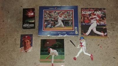 Lot of phillies items