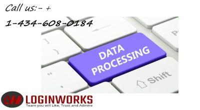 +1-434-608-0184 data  processing company india