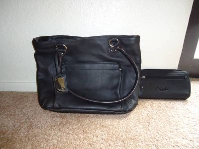 Tignanello Purse with matching wallet- PRICE REDUCED