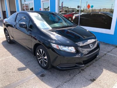 2013 Honda Civic EX (Black)