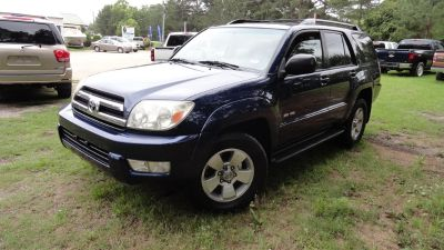 2005 Toyota 4Runner SR5 (Blue,Dark)