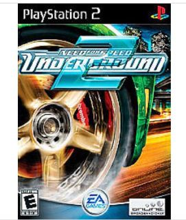 Need for Speed Underground 2-PS2