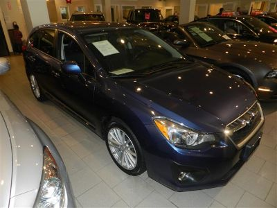 2013 Subaru Impreza 2.0i Limited (Blue)