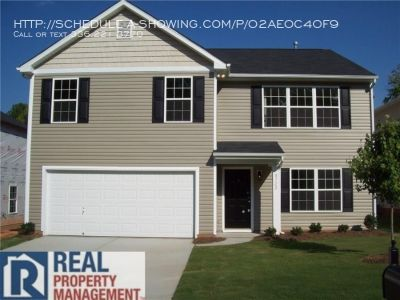 Newer 4BR/2.5BA Single Family Home in Winston Salem