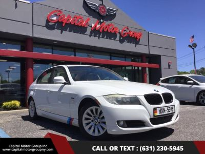 2009 BMW 3-Series 328i (Alpine White)