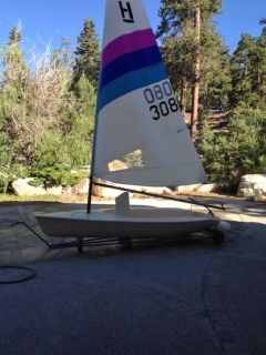 Hobie Holder 12'- Big Bear Lake