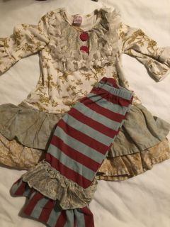 giggle moon outfit size 5