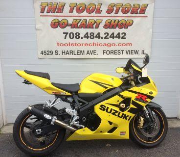 2005 Suzuki GSXR600 Sport Motorcycles Forest View, IL