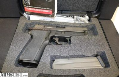 For Sale: Sig Sauer P229 .9mm Night