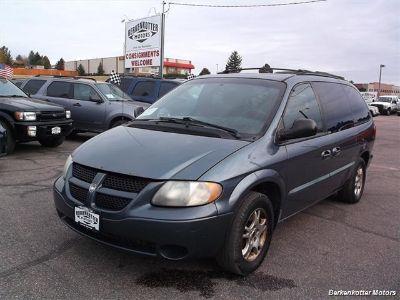 2002 Dodge Grand Caravan Sport (Blue)