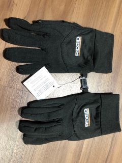 NEW Ridgid tablet gloves
