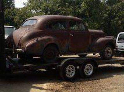 Find 1940 chevy 2 door sedan,97% complete! we have (lay-a-way) motorcycle in Greenwood, Arkansas, US, for US $2,500.00