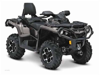 2013 Can-Am Outlander MAX XT 650 Utility ATVs Gaylord, MI