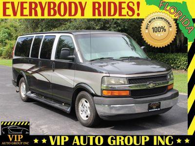 2003 Chevrolet G1500 Vans Express (Gray)