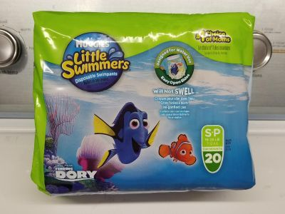 Huggies small little swimmers never open