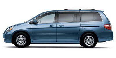 2007 Honda Odyssey EX (Not Given)