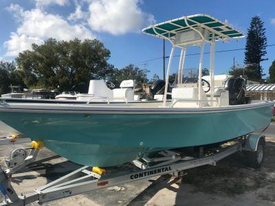 2018 Stott Craft SCV 2160 Other Boats Holiday, FL