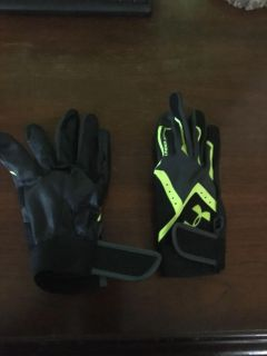 Under Armour batting gloves - like new