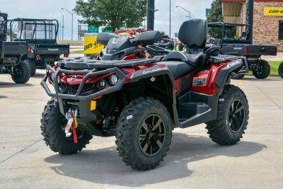 2019 Can-Am Outlander MAX XT 650 Utility ATVs Oklahoma City, OK