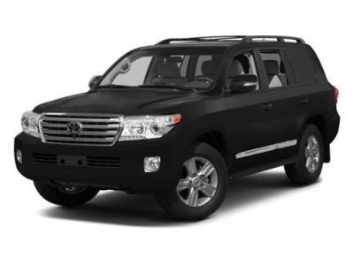 2013 Toyota Land Cruiser Base (BLACK)