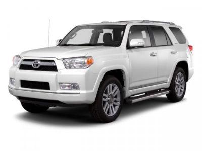 2012 Toyota 4Runner Limited (White)