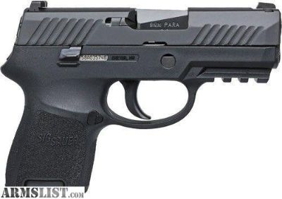 For Sale: NIB SIG SAUER P320 SUB-COMPACT 9MM