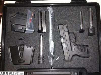 For Sale: XDS-9