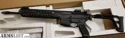 For Sale/Trade: SIG MCX 5.56