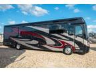 2019 Fleetwood Discovery LXE 40D Bath & 1/2 Luxury Diesel RV W/Window Awnings