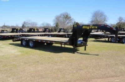 Big Tex 30+5 10 Ton Gooseneck Trailer