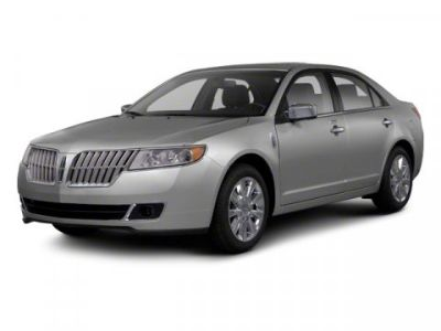 2012 Lincoln MKZ Base (WHITE)