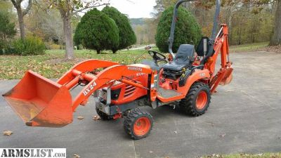 For Sale: tractor Kubota BX24
