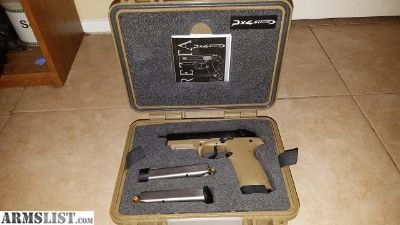 For Sale/Trade: beretta px4 storm special duty
