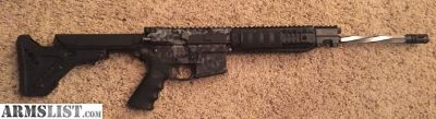 For Sale/Trade: Black Rain Ordnance PG-3 AR15 (Piston AR)