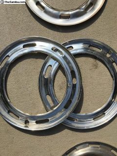 Beauty Ring Pair Wheel trim