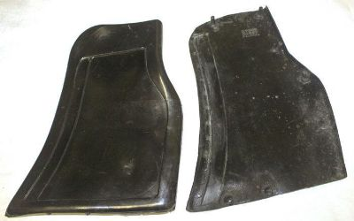 Purchase 1942-1948 Gravel Shields rubber nos take offs for Chevrolet Car motorcycle in Vancouver, Washington, US, for US $50.00