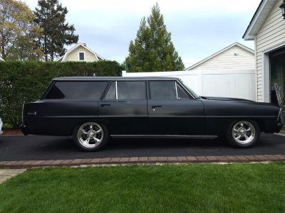 1966 Nova Wagon