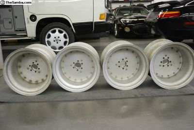 Chassis Eng Wheels - 15x10 & 12