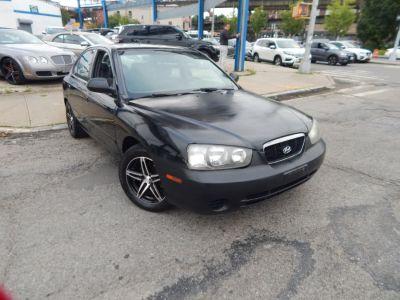 2002 Hyundai Elantra GLS (Ebony Black)