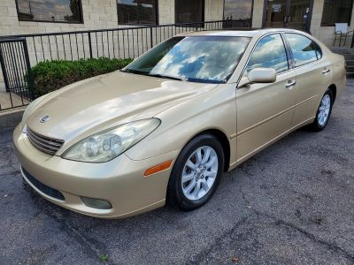 2003 Lexus ES 300 Base (Gold)