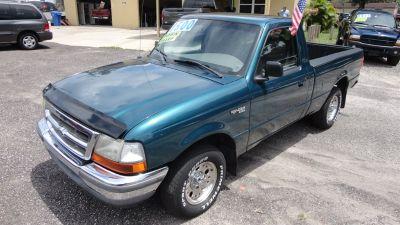 1998 Ford Ranger Splash (Green)
