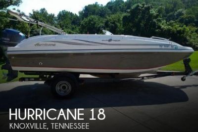 2014 Hurricane 187 SD
