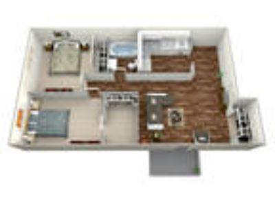 Mesa Vista Apartment Homes - Plan B
