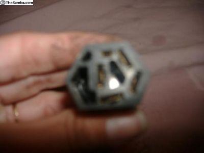vw rabbit bug ignition plug 72-84 yr